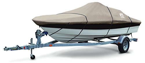 Classic Accessories HydroPro Heavy Duty Boat Cover, Fits 17' - 19' Long, Center Console primary