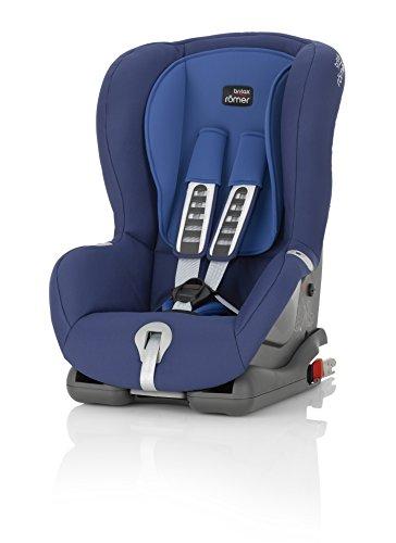 Britax-Romer 2000022755 Duo Plus Seggiolino Auto, Blu (Ocean Blue)