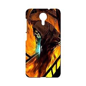 BLUEDIO Designer Printed Back case cover for Micromax Canvas E313 - G7674