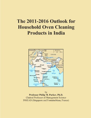 The 2011-2016 Outlook For Household Oven Cleaning Products In India front-536462