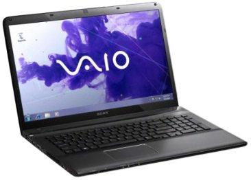 Sony SVE1711S9E notebook/portatile