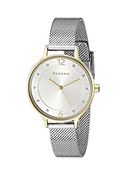 Skagen Anita Analog Silver Dial Womens Watch - SKW2340