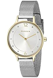 Skagen Anita Steel Mesh Watch
