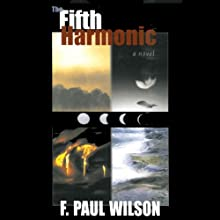 The Fifth Harmonic Audiobook by F. Paul Wilson Narrated by Brian Sutherland
