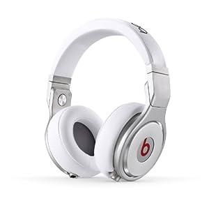 Beats by Dr. Dre Pro - 810-00037 - Casque Audio Supra Auriculaire - Blanc