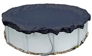 Winter Pool Cover Above Ground 18 Ft Round Arctic Armor 8 Yr Warranty
