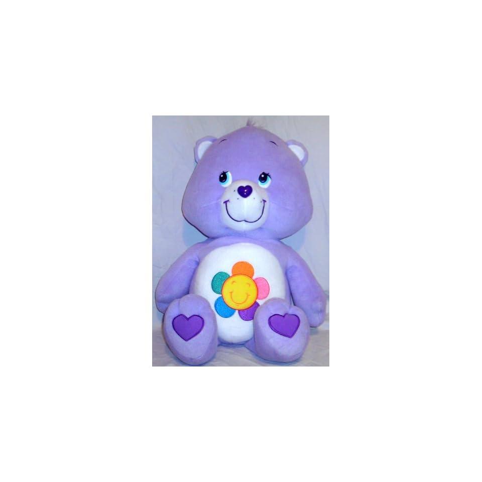 Large Harmony Bear Care Bear Huggable Plush Toy