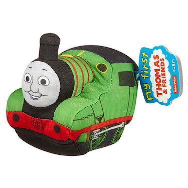 Percy 6.00'' x 5.00'' x 4.00'' Thomas & Friends Small Plush Toy w/Tag - 1