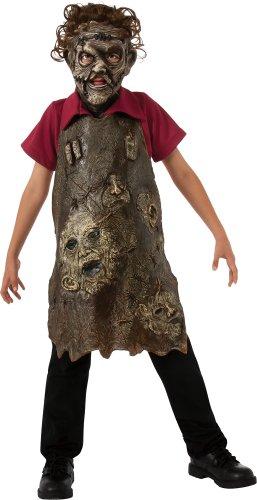 Rubie's Costume The Texas Chainsaw Massacre Leatherface Butcher's Apron, Tan, Standard