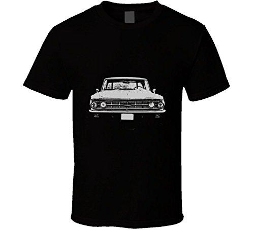 cargeekteescom-1963-mercury-monterey-grill-white-graphic-t-shirt-xl-black