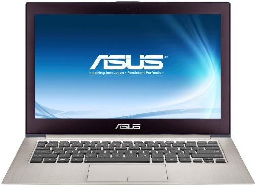 Asus UX32LA-R3028H 33,8 cm (13,3 Zoll) Notebook (Intel Core i7 4500U, 1,6GHz, 8GB RAM, 128GB SSD, Intel HD, Win 8) silber/grau