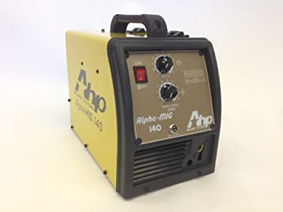 2014 AHP AlphaMIG 140 - 110V 140 Amp Mig Welder Capable Of Flux-Core And Aluminum Gas Shielded Welding