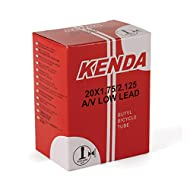 Kenda Mountain Bicycle Tube - 32mm Schrader Valve - 20 x 1.75/2.125 - Low Lead