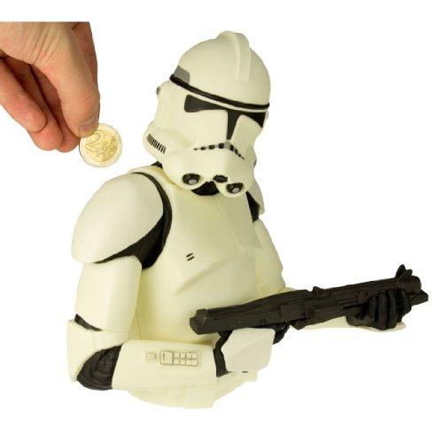 Star Wars - Clone Trooper Bust Bank