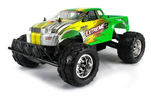Master Champ Electric RC Truck 1:8 Giant Monster Truck Off Road 4WD 4 Wheel Drive Huge Scale Ready To Run RTR