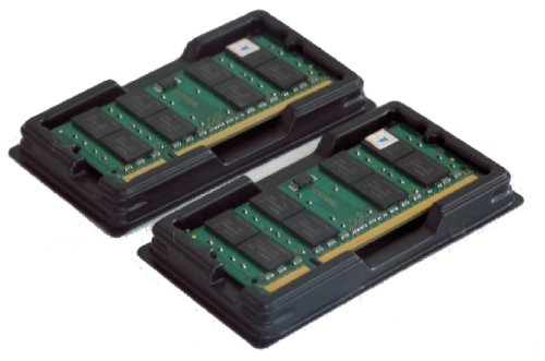 4GB - 2x 2GB Kit DDR2 Notebook RAM Speicher SODIMM 667 MHz PC2-5300 PC2 5300 4096MB