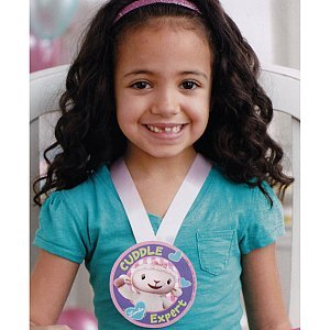 Doc McStuffins Guest of Honor Cuddle Expert Ribbon - 1