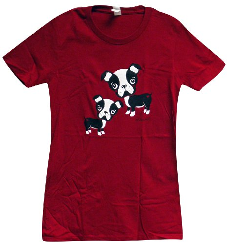 Boston terrier shirts and tank tops boston terrier wear for Boston rescue 2 t shirt