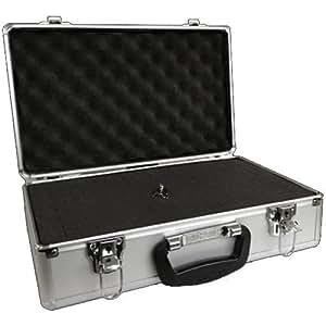 Freelogix Universal Aluminium Flight Camera Microphone Case + Foam Inserts
