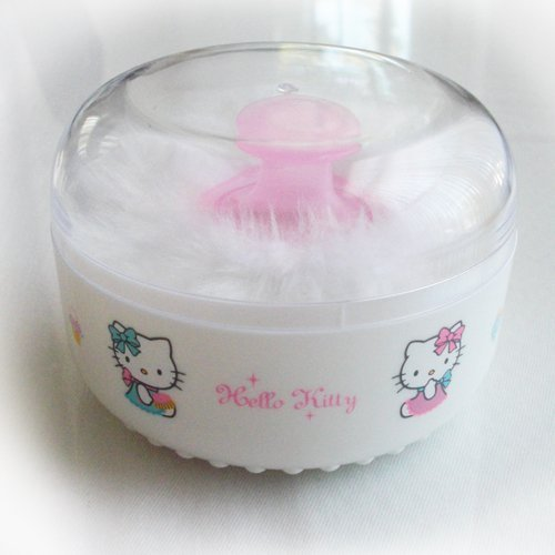 Hello Kitty Baby Powder Puff Kit - 1