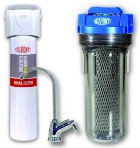 Dupont Universal Complete Home Filtration Kit Ch2 Series