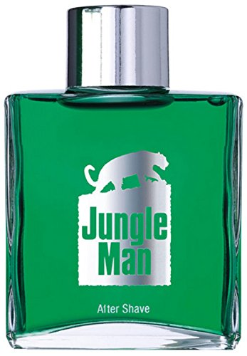 LR Jungle Man Aftershave 100ml by L R