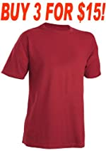 Russell Athletic 64030MK Adult Nublend Short Sleeve Tee Shirt