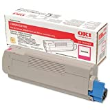 OKI Magenta Toner Cartridge for C5800/C5900: 43324422 (43324422)