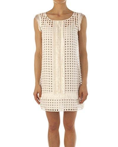 LIU-JO Donna Abbigliamento Abiti (Product Code c16028t8985/.11001/white alyssum)