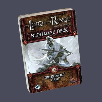 Lord of the Rings: The Redhorn Gate Nightmare Deck - 1