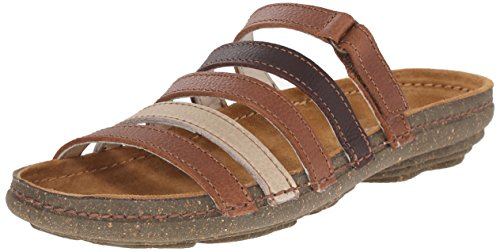 El NaturalistaTORCAL - Sandali Donna , Multicolore (Mehrfarbig (WOOD MIXED)), 39 EU