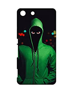Mobifry Back case cover for Sony Xperia M5 Mobile ( Printed design)
