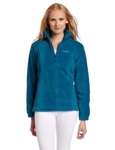 Columbia Women's Benton Springs Half Zip Fleece