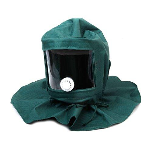 Sabbiatura Cappa Strumenti Maschera Sabbiatrici Antivento Maschera Protettiva
