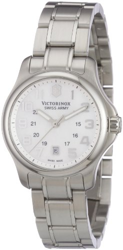 Victorinox Swiss Army Women's 241458 Officers XS Mother-Of-Pearl Dial Watch