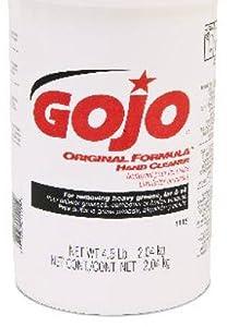 Gojo Industries 1115-06 4.5-Lb. Cartridge Original Formula Hand Cleaner Hand Cleaner