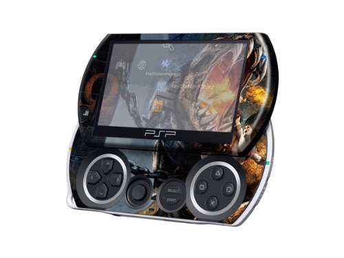 Pacers God War Design Decal Skin Sticker For The Sony Psp Go