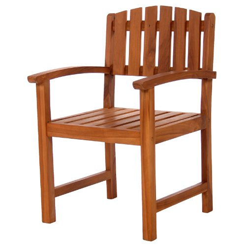 Teak Dining Chair - Patio and Garden Furniture