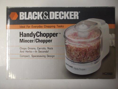 Black & Decker Appliance Parts front-22834