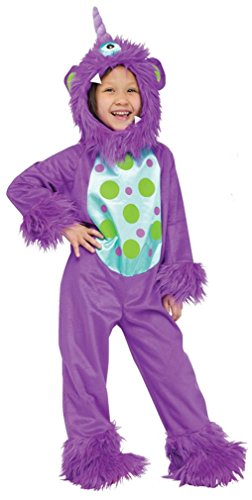 Morris Costumes Fun Accessory Lil Monster Toddler Purple 12-24 Month