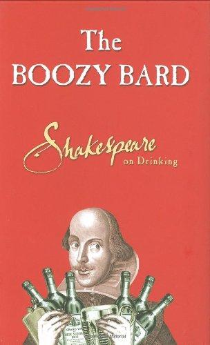 The Boozy Bard: Shakespeare on Drinking
