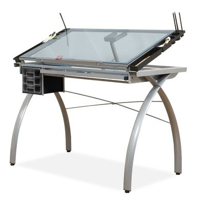 Studio Designs Futura Craft Station 43 in.W x 24 in.D x 31-1/2 in. H Craft table