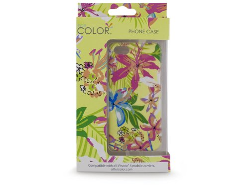 All For Color Island Oasis iPhone 5 Case - 1