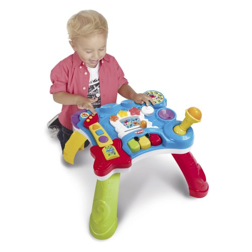 Playskool Rocktivity Sit To Stand Music Skool Toy ...