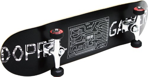 DOPPELGANGER(ドッペルギャンガー) 31インチ スケートボード DSB-3 [ABEC5ベアリング採用]