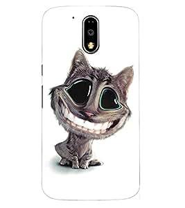 Doyen Creations Designer Printed High Quality Premium case Back Cover For Motorola Moto G4 Play