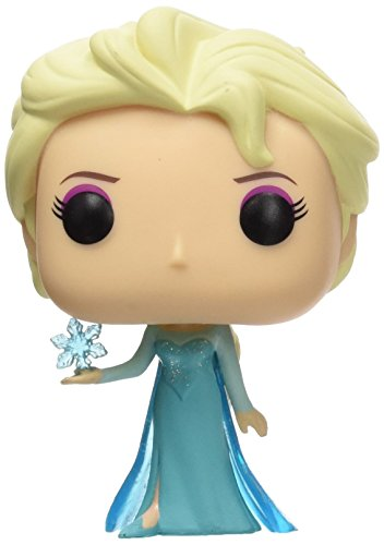 Funko Pop Disney Frozen Elsa Action Figure, Multi Color