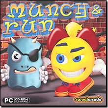 Munch & Run (PC)