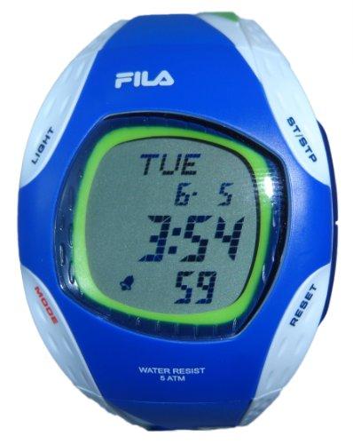 Fila Acquarello Men's & Women's Digital Sport Watch #FA0671.03