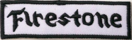 firestone-black-embroidered-badge-patch-iron-or-sew-on-85cm-x-25cm